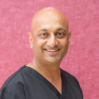 Mr Alkesh Patel - Maison Smile