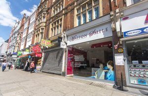 Ideally located in the bustling centre of London